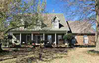 Collierville Single Family Home For Sale: 704 Fletcher
