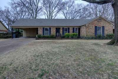 Memphis Single Family Home For Sale: 5735 Redding