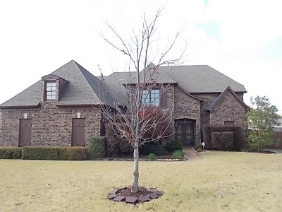 Bartlett Single Family Home For Sale: 4859 Esty