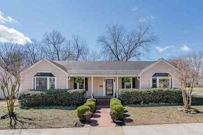 Memphis Single Family Home For Sale: 99 Barnett