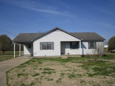 Ripley Single Family Home For Sale: 309 Christin
