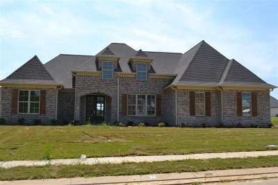 Atoka Single Family Home For Sale: 115 Switchback