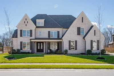Collierville Single Family Home For Sale: 1573 Preakness Run