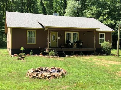 Savannah TN Single Family Home For Sale: $124,900
