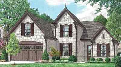 Olive Branch Single Family Home For Sale: 8870 Lezlarken