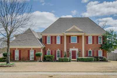 Collierville Single Family Home For Sale: 2026 Dogwood Garden