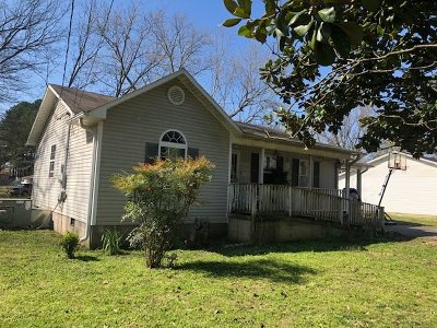 Savannah TN Single Family Home For Sale: $48,000