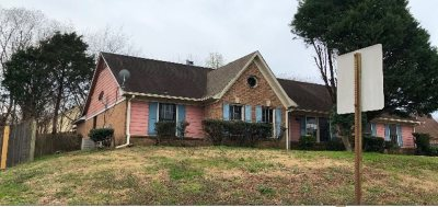 Memphis Single Family Home For Sale: 7259 English