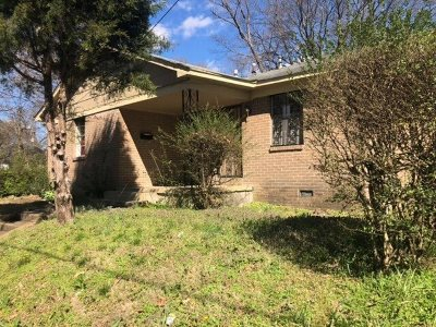 Memphis Single Family Home For Sale: 940 Kney