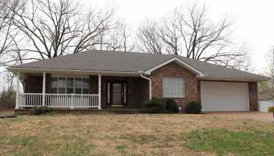 Ripley Single Family Home For Sale: 301 Jordan