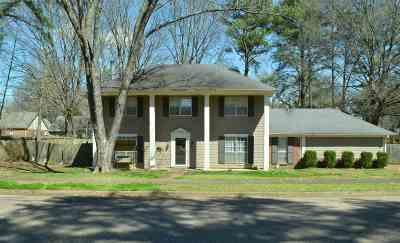 Memphis TN Single Family Home For Sale: $159,900
