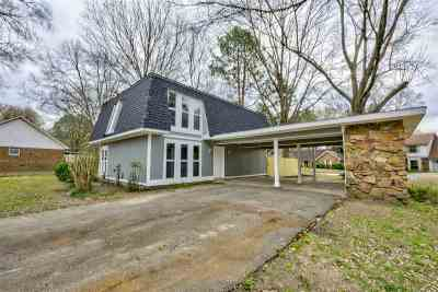 Bartlett Single Family Home For Sale: 5545 Montpelier