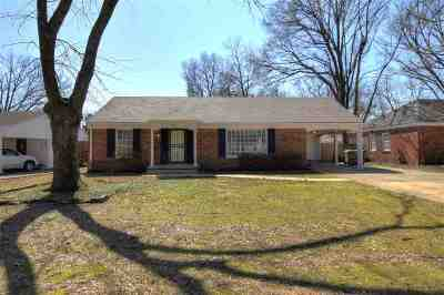 Memphis Single Family Home For Sale: 4999 Dowling
