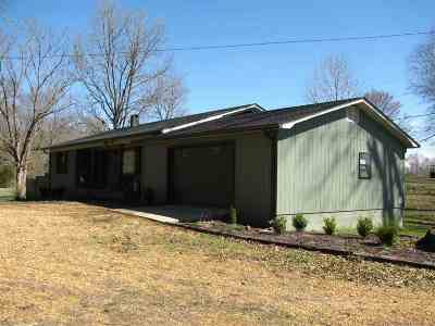 Savannah TN Single Family Home For Sale: $99,999