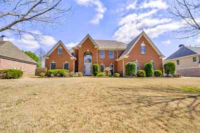 Germantown Single Family Home For Sale: 3016 Steeplegate