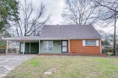 Memphis Single Family Home For Sale: 4695 Deluth