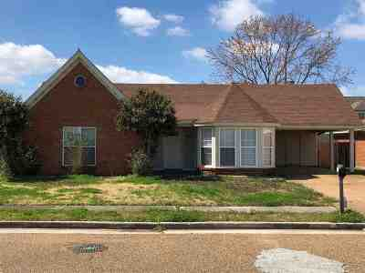 Memphis Single Family Home For Sale: 4919 W Gadwall