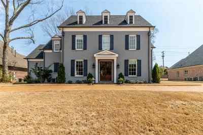 Germantown TN Single Family Home For Sale: $789,000