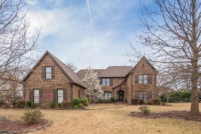Collierville Single Family Home For Sale: 1690 Stillwind