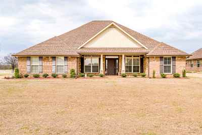 Olive Branch Single Family Home Contingent: 4792 Arrowhead