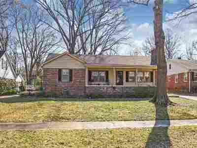 Single Family Home For Sale: 50 Sevier