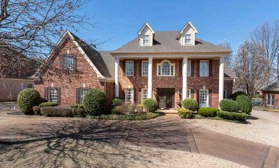 Collierville Single Family Home For Sale: 605 Kenrose