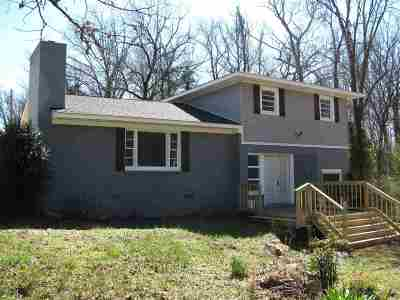 Savannah TN Single Family Home For Sale: $120,000
