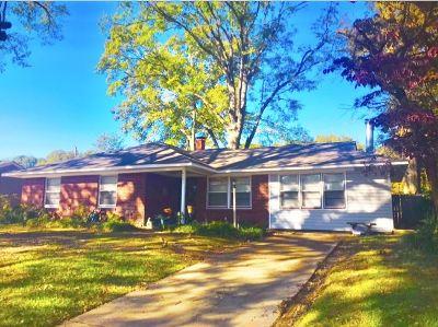 Memphis TN Single Family Home For Sale: $175,000
