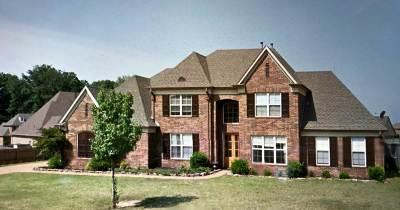Arlington Single Family Home For Sale: 5473 Southern Winds