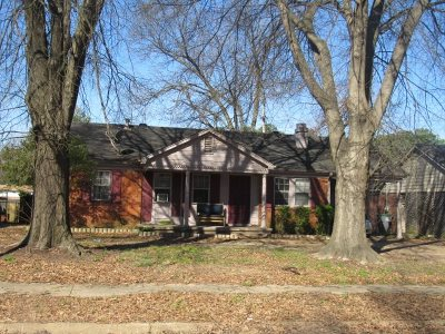 Memphis Single Family Home For Sale: 2897 Knightway