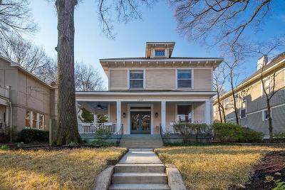 Central Gardens Single Family Home Contingent: 1629 Vinton