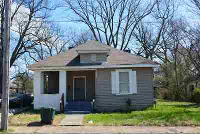 Memphis Single Family Home For Sale: 906 Randle