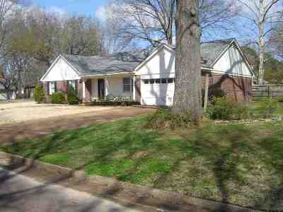 Collierville Single Family Home Contingent: 684 Wheatly