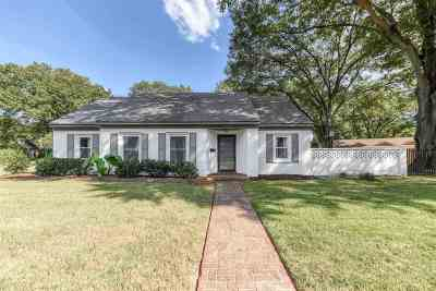 Memphis Single Family Home For Sale: 1316 Cherry