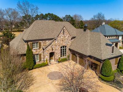 Collierville Single Family Home Contingent: 10310 Statfield