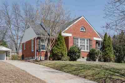 Memphis Single Family Home For Sale: 3772 Kenwood