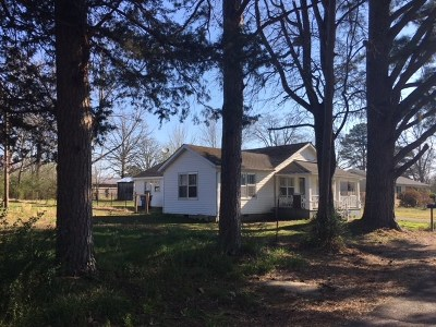 Savannah TN Single Family Home For Sale: $82,500