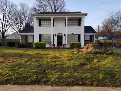 Memphis Single Family Home For Sale: 4983 Fairbrook