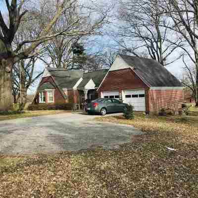 Millington Single Family Home For Sale: 9304 Us 51