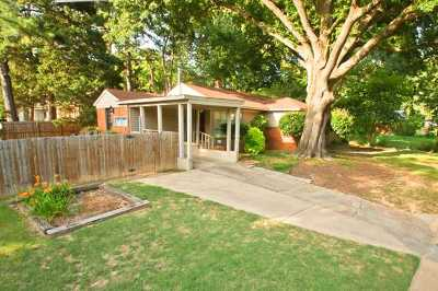 Memphis Single Family Home For Sale: 5108 Kaye
