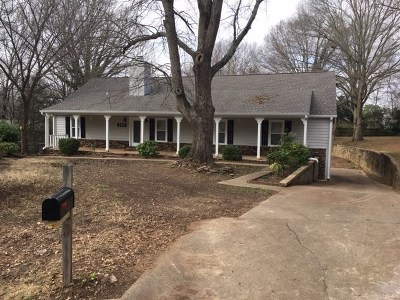 Memphis Single Family Home For Sale: 8558 Ericson