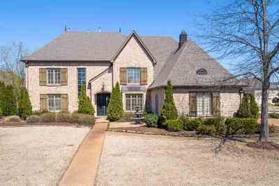 Collierville Single Family Home Contingent: 1146 Irwins Gate