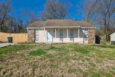 Memphis Single Family Home For Sale: 4417 Janssen
