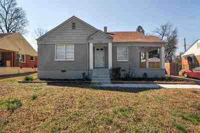 Memphis Single Family Home For Sale: 3239 Crete