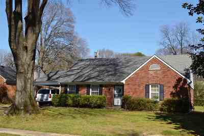 Memphis Single Family Home For Sale: 5430 Timmons
