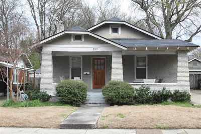 Central Gardens Single Family Home For Sale: 190 Lemaster