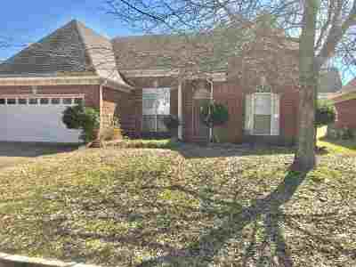 Memphis Single Family Home For Sale: 2609 Wood Sage