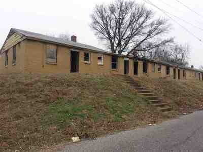 Memphis Multi Family Home For Sale: 1811 Pennsylvania