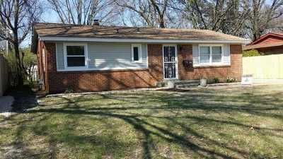 Memphis TN Single Family Home For Sale: $129,900