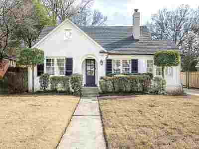 Single Family Home For Sale: 3601 Highland Park